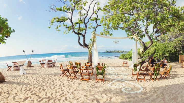 Hawaii Wedding Packages.Big Island Wedding In Hualalai Destination Wedding Four