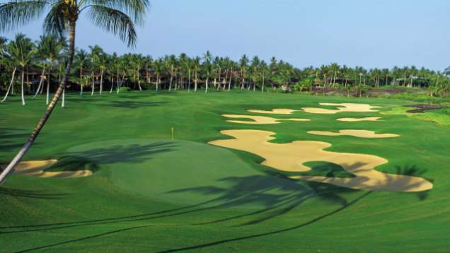 Jack Nicklaus Hualalai, Hawaii Golf Course Package