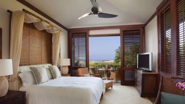 Hawaii hotel room offer room rates four seasons hualalai Four season rooms