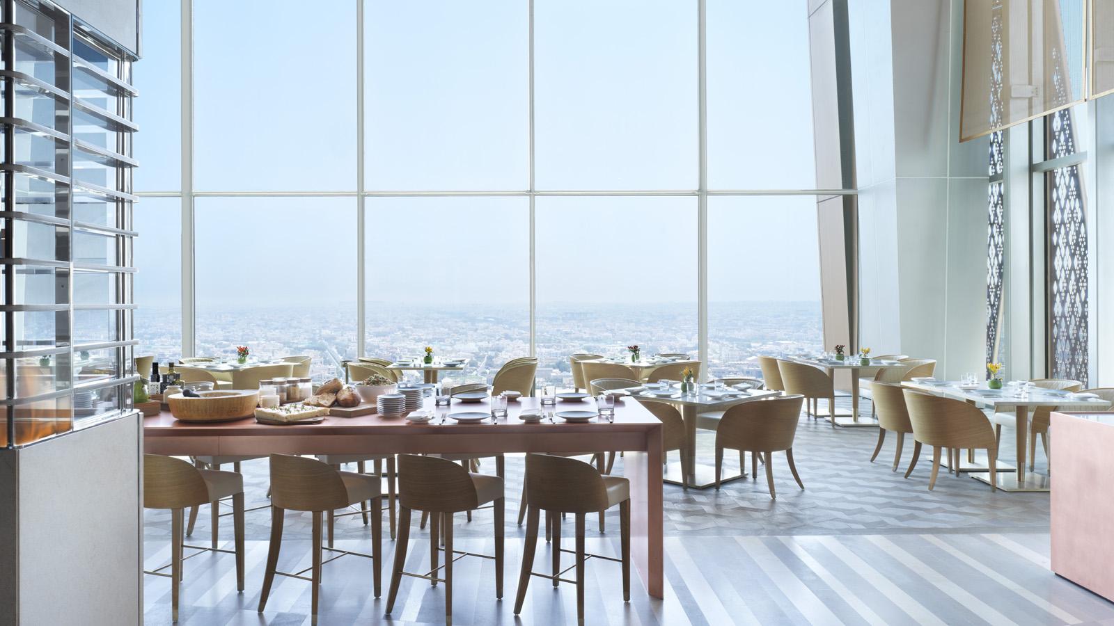 Design Notes: Four Seasons Hotel Kuwait at Burj Alshaya
