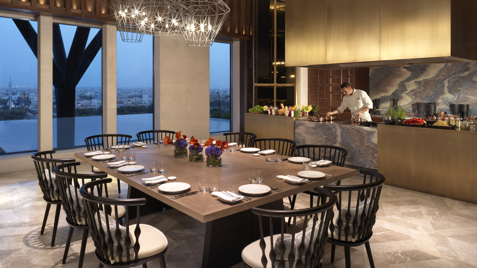 Fall in love with stylish dining this valentine s day at for 8 design hotel