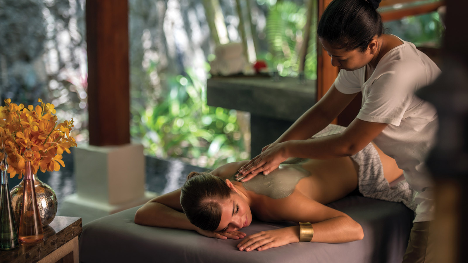 Nourishment Treatments at the Spa at Four Seasons Resort Langkawi