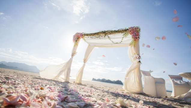 Langkawi Wedding Package at Four Seasons Resort Langkawi