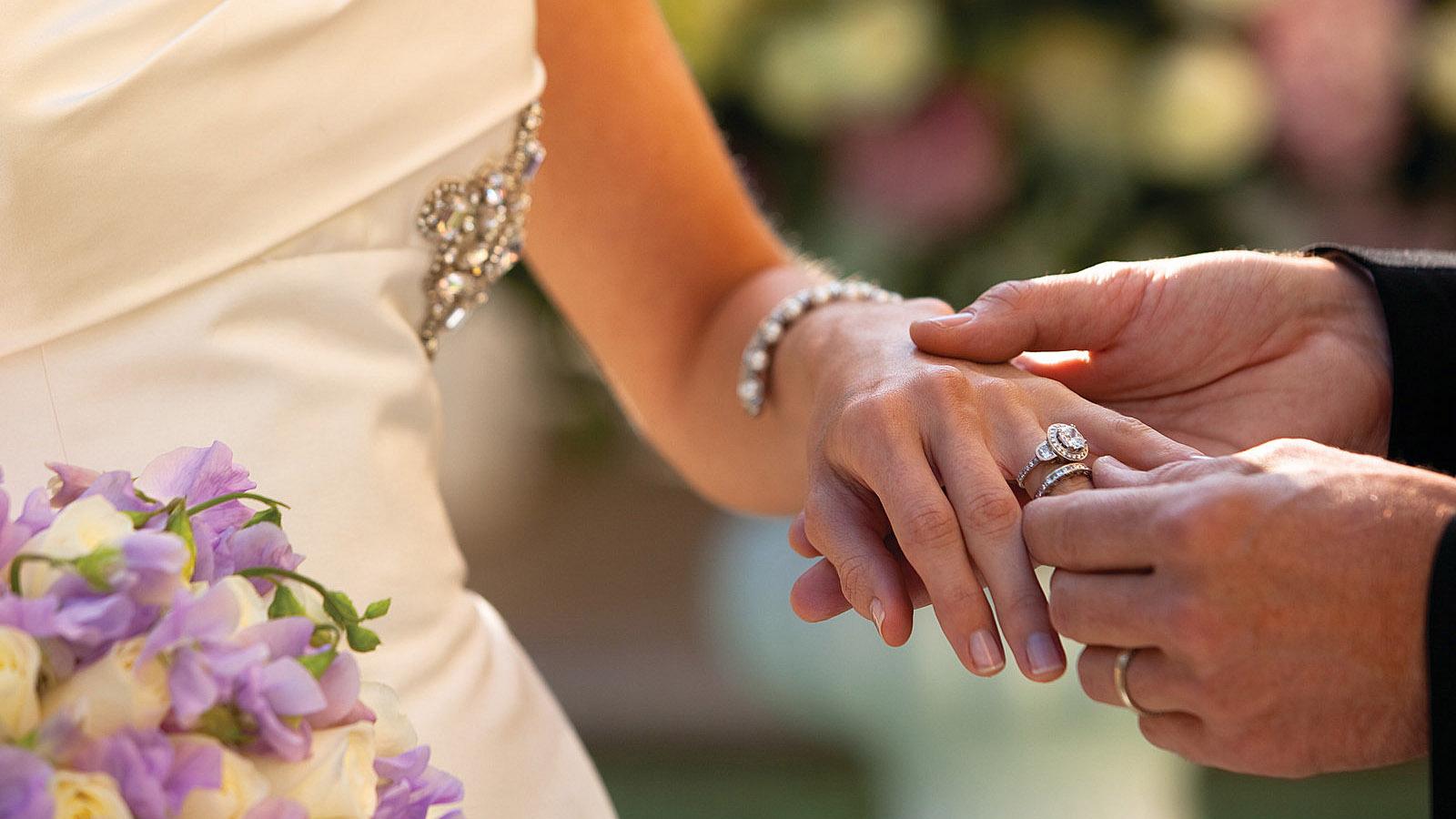 Nicole Ravinsky & Brian Cohen Wedding
