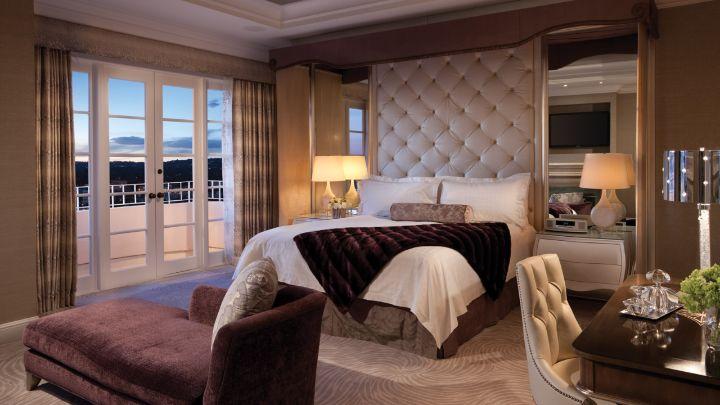 Presidential Suite Los Angeles Luxury Hotel Four Seasons