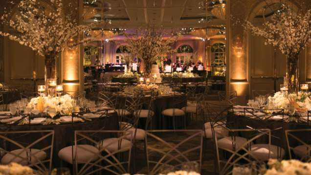 Los Angeles Wedding Venue La Weddings Four Seasons Hotel