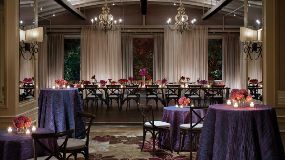 Los angeles event venues meeting space four seasons hotel - Small event spaces los angeles ideas ...