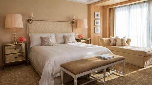 Newly Redesigned Four Seasons Hotel London at Park Lane