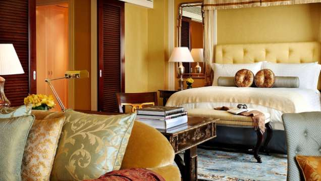 Check Out Room Rates at Four Seasons Hotel Macau, a 5-Star Hotel in Macau