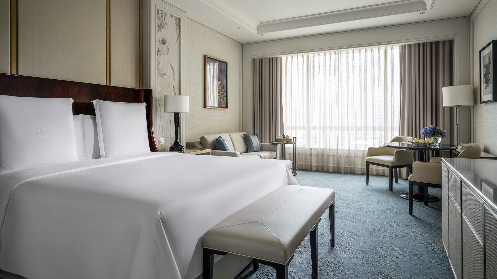 Bed and Breakfast Package Offered at Four Seasons Hotel Macau