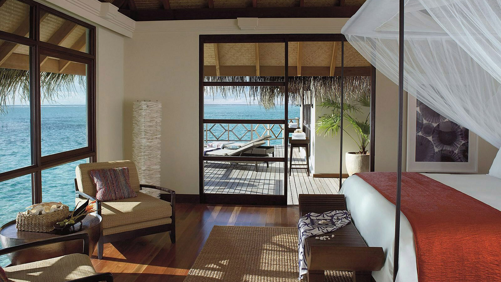 Four Seasons Resort Maldives at Kuda Huraa Accommodation