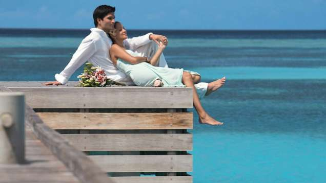 Island Romance Package Offered at Four Seasons Resort Maldives at Kuda Huraa