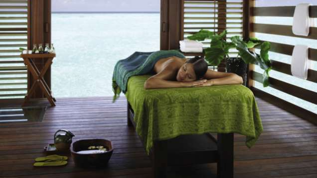 Spa Escapades Package Offered at Four Seasons Resort Maldives at Kuda Huraa, a Luxury Resort in the Maldives