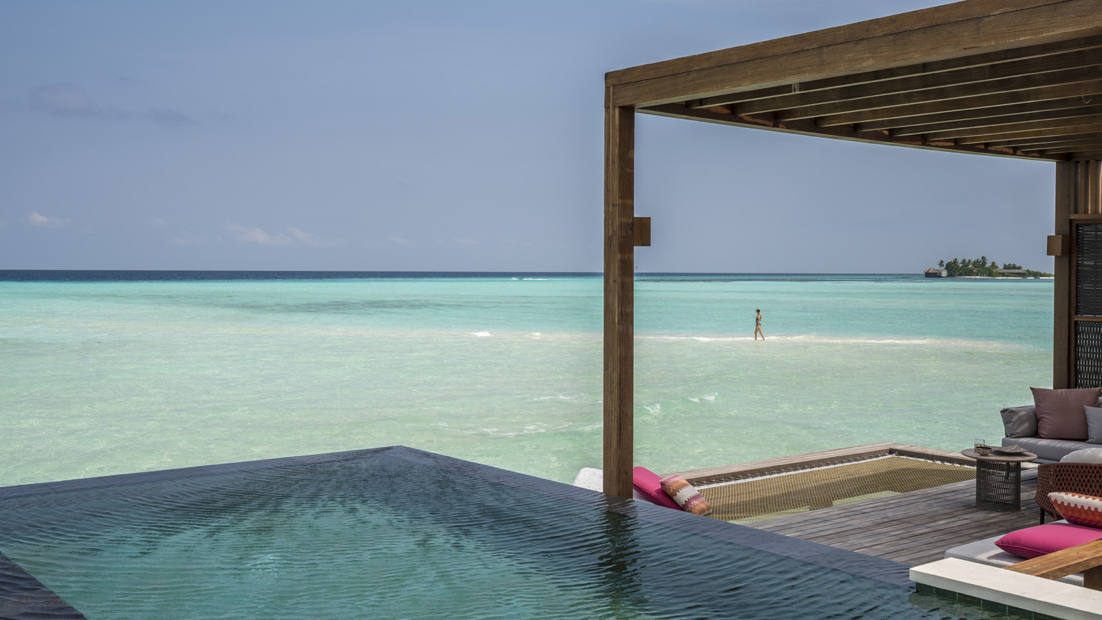 Bed and Breakfast Package Offered at Four Seasons Resort Maldives at Kuda Huraa, a Luxury Resort in the Maldives