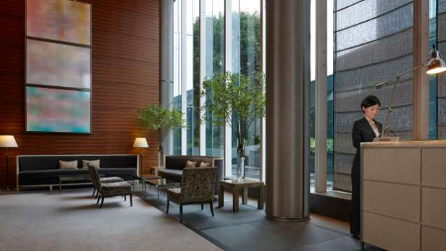 Art Collection at Four Seasons Hotel Tokyo at Marunouchi