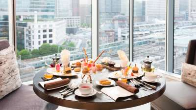 Enjoy In-Room Dining at Four Seasons Hotel Tokyo at Marunouchi, a Fine Dining Experience in Tokyo