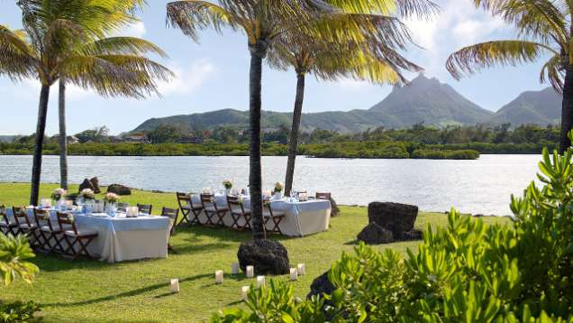Mauritius Wedding Venues at Four Seasons Resort Mauritius at Anahita