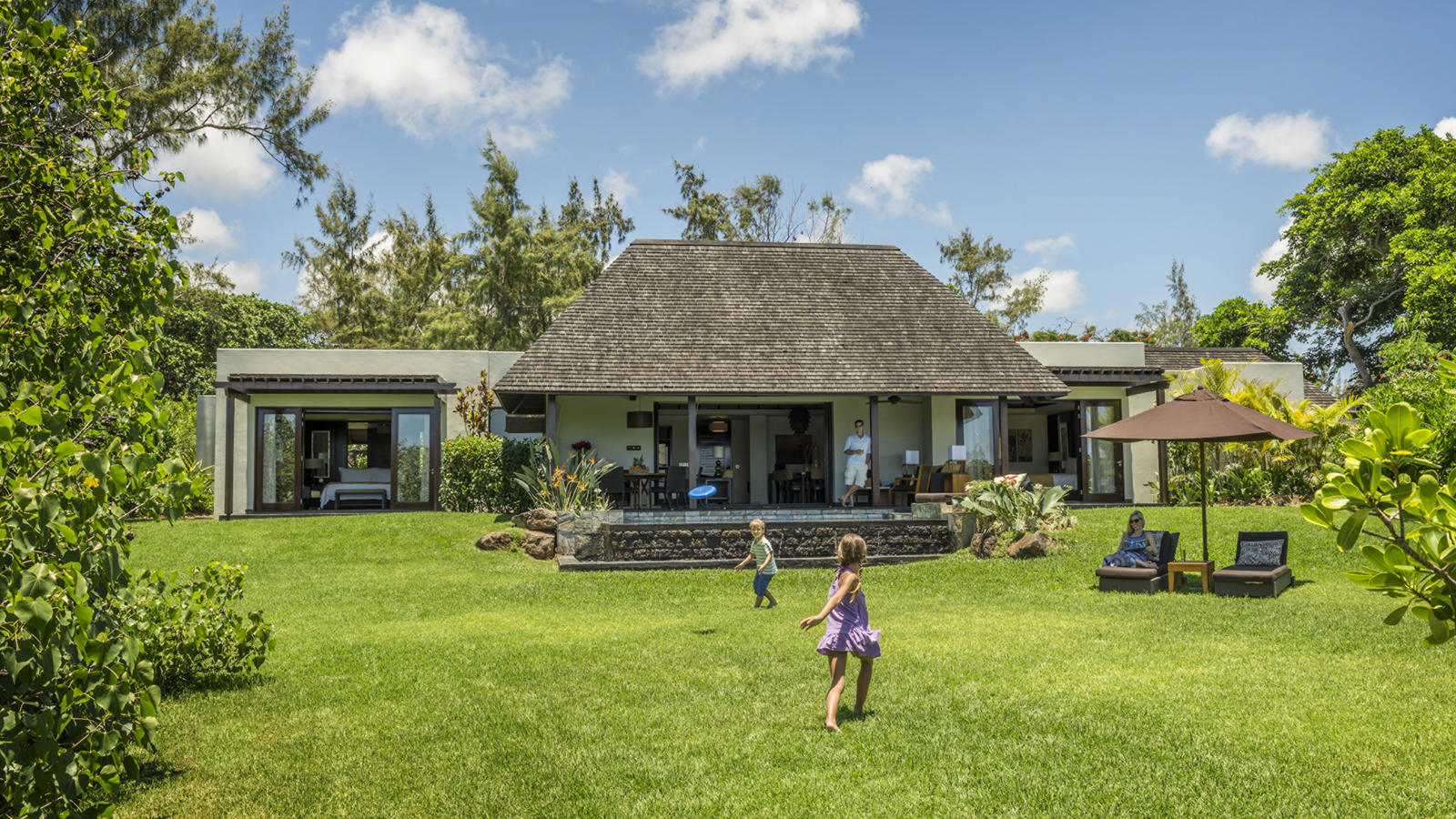Family Vacations to Four Seasons Resort Mauritius at Anahita