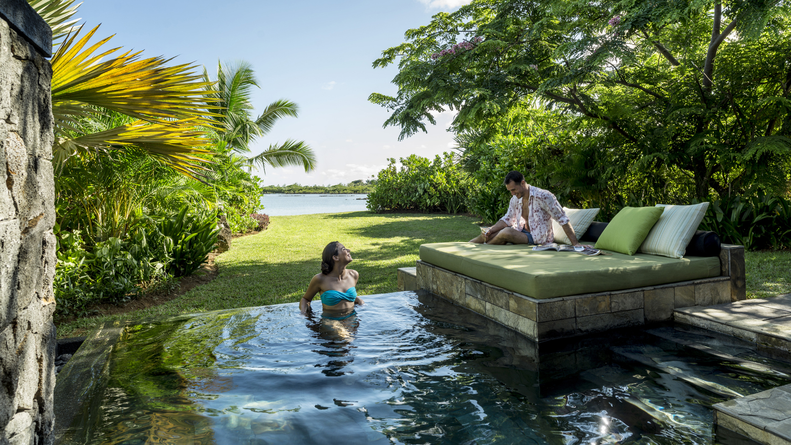 Mauritius Honeymoon Package at Four Seasons Resort Mauritius at Anahita