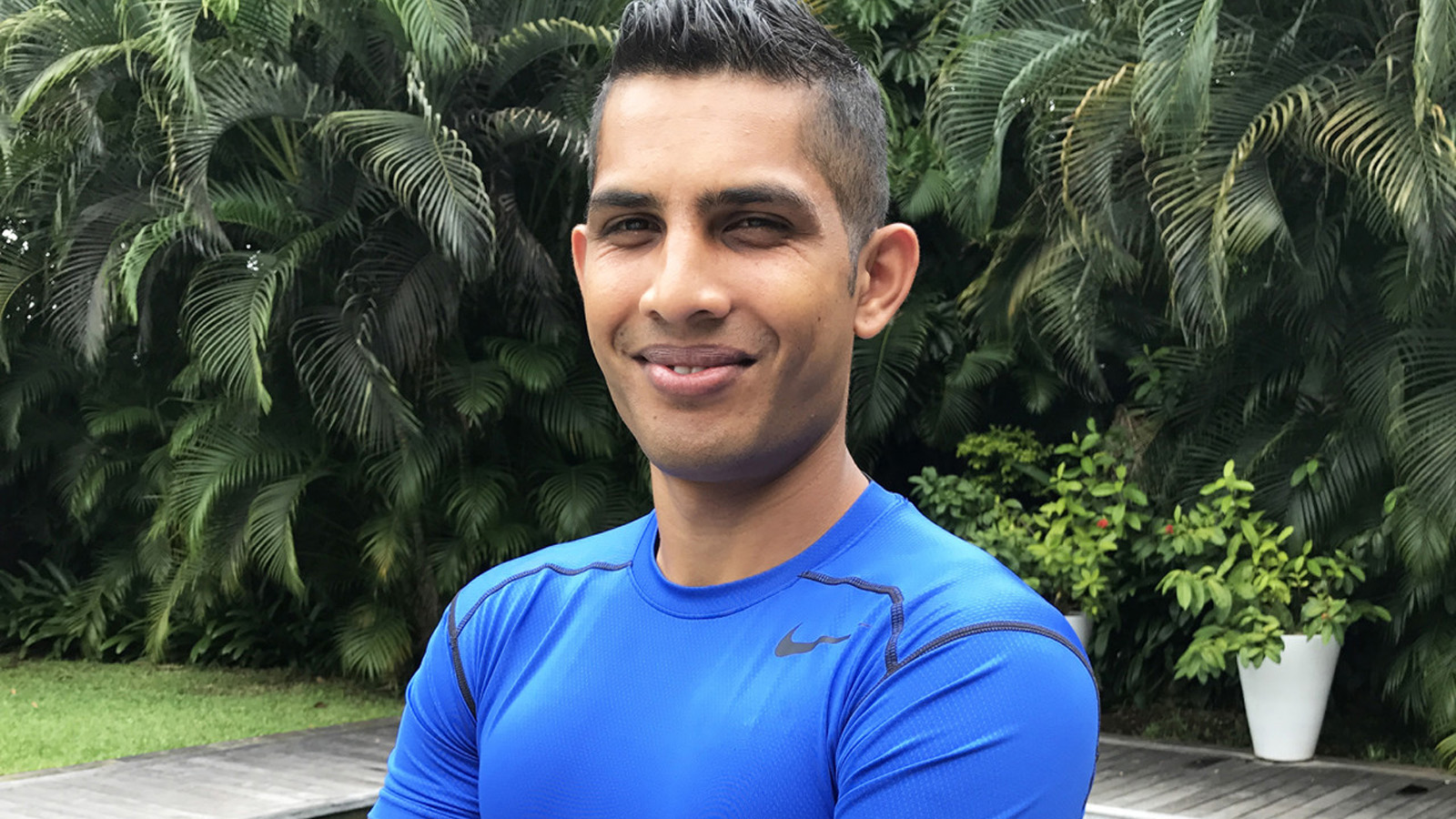 Profile picture for fitness on request - Avishek Coonjan Fitness Instructor