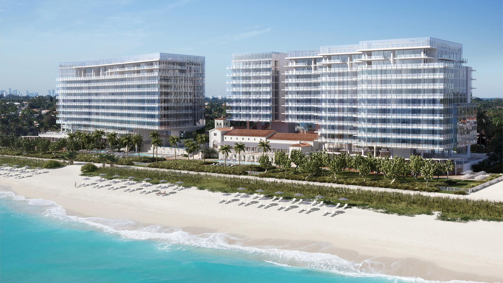 Four Seasons Hotel At The Surf Club Surfside Now Accepting Reservations For Early 2017
