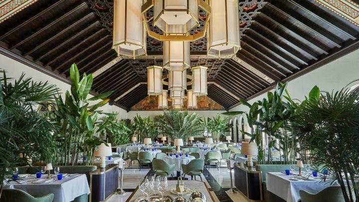 Mediterranean Restaurant Miami Beach Area Le Sirenuse