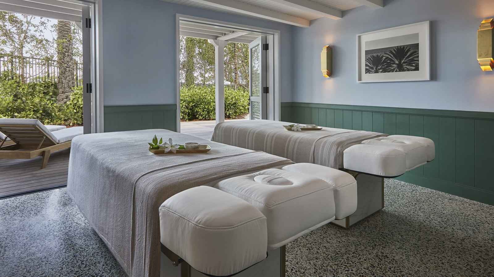 Surfside Hotel Introduces a Luxury Spa