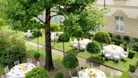 Ispiratore hotel giardino milano le migliori idee per la casa
