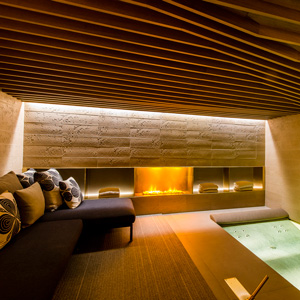 Immerse yourself in the Spa