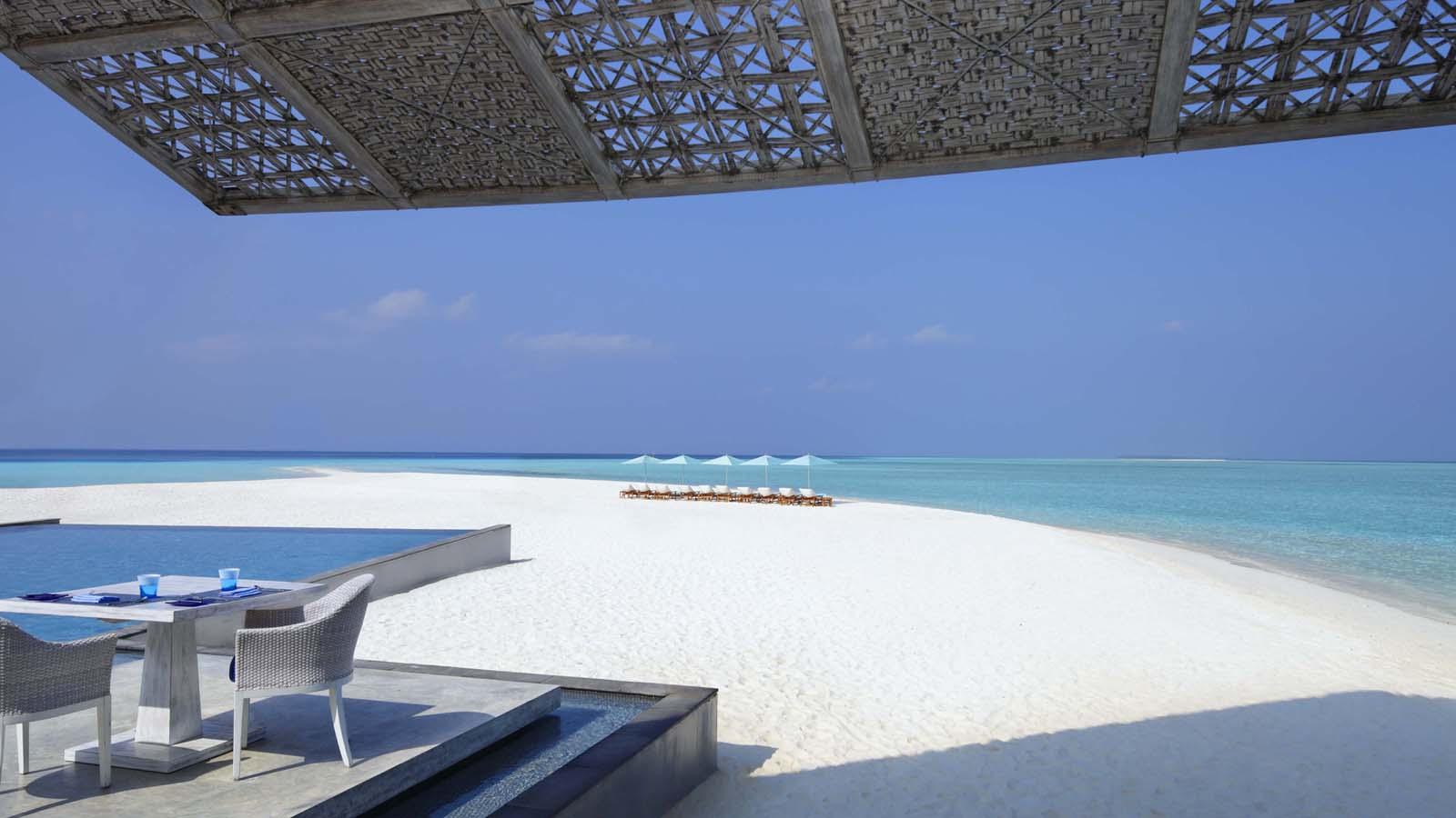 Bed and Breakfast Package Offered at Four Seasons Resort Maldives at Landaa Giraavaru, a Five-Star Resort  in the Maldives
