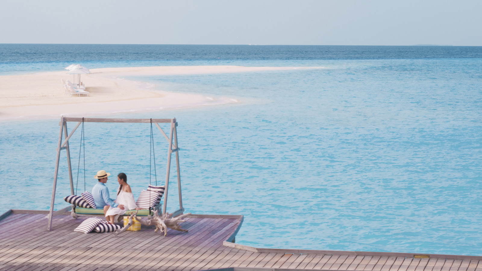 Island Romance Package Offered at Four Seasons Resort Maldives at Landaa Giraavaru, a Luxury Resort in the Maldives