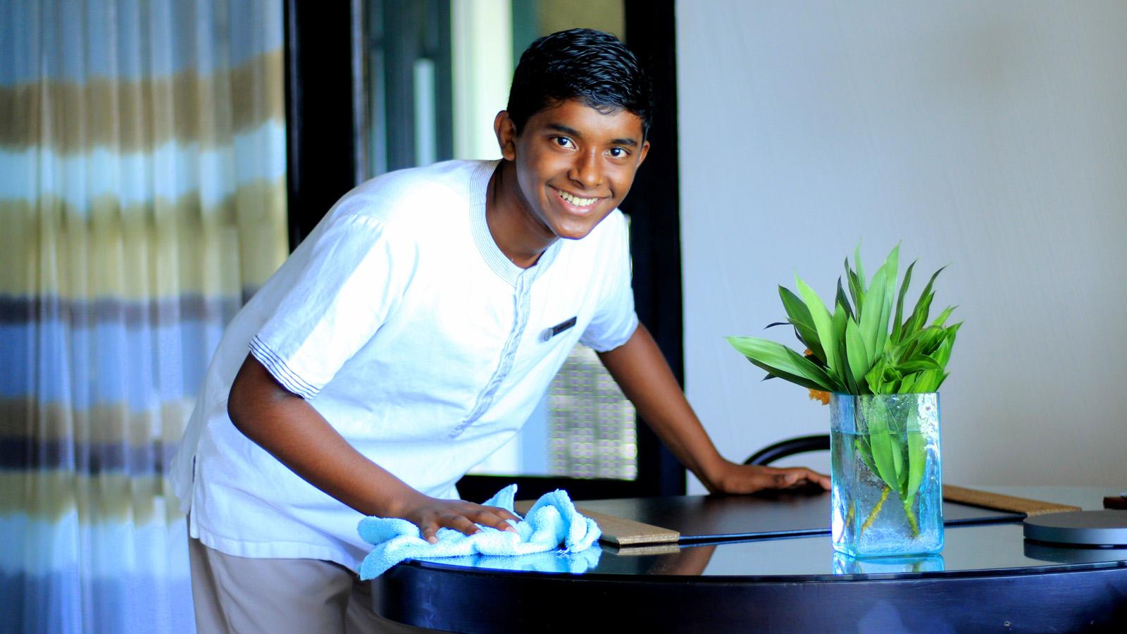 Four Seasons Resort Maldives Hospitality Apprenticeships
