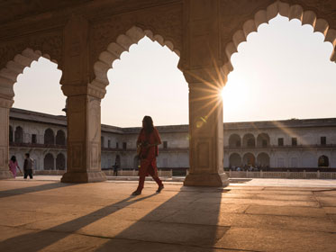 Explore the Agra Fort