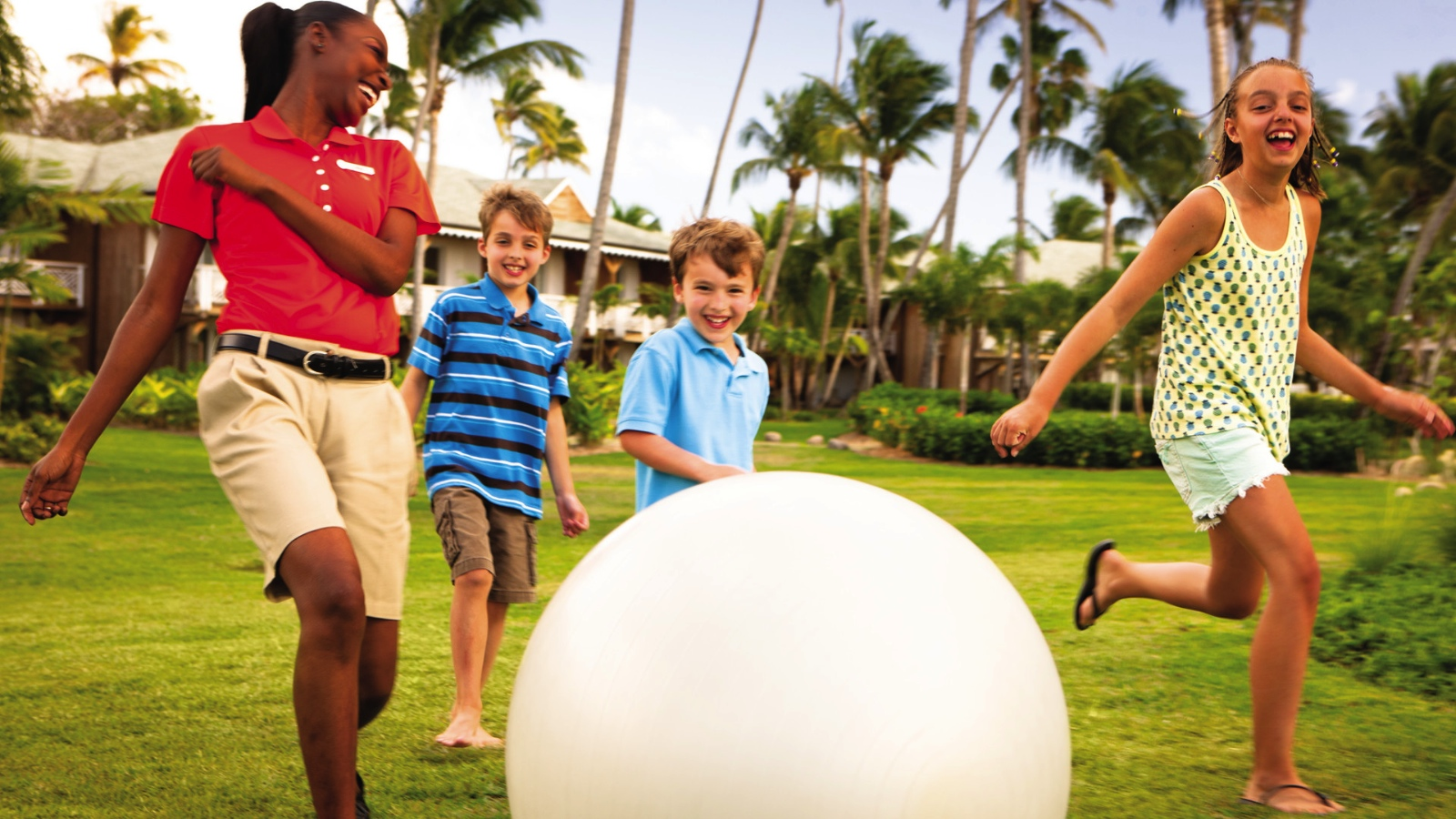 Nevis Kids Activities Resort Near St Kitts Four Seasons Resort