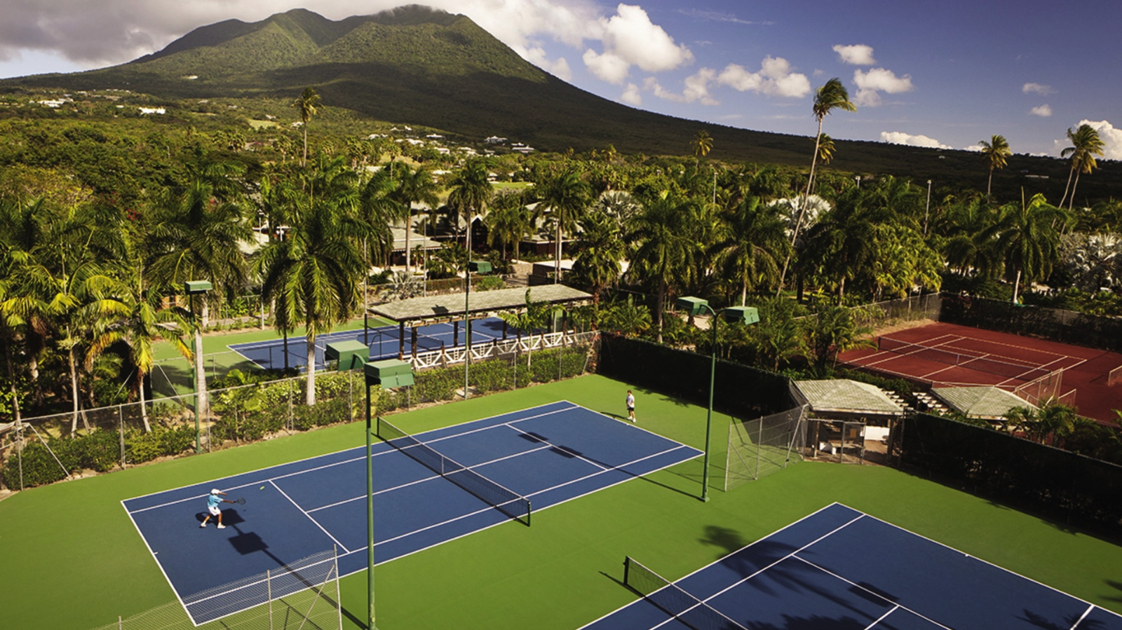 Unlimited Tennis for Life at Four Seasons Resort Nevis