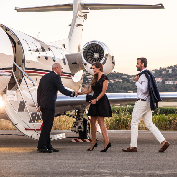 Travel With NetJets