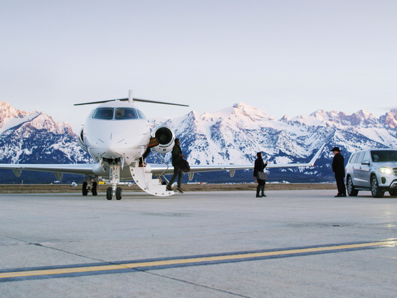 5 Experiences You Can Have Only With Four Seasons and NetJets
