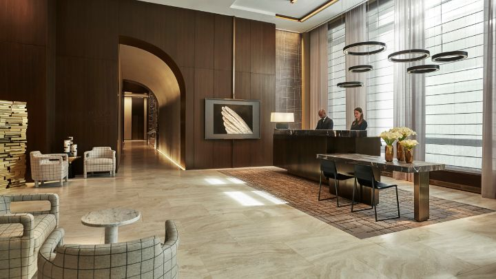 Business Services | Four Seasons Hotel New York Downtown