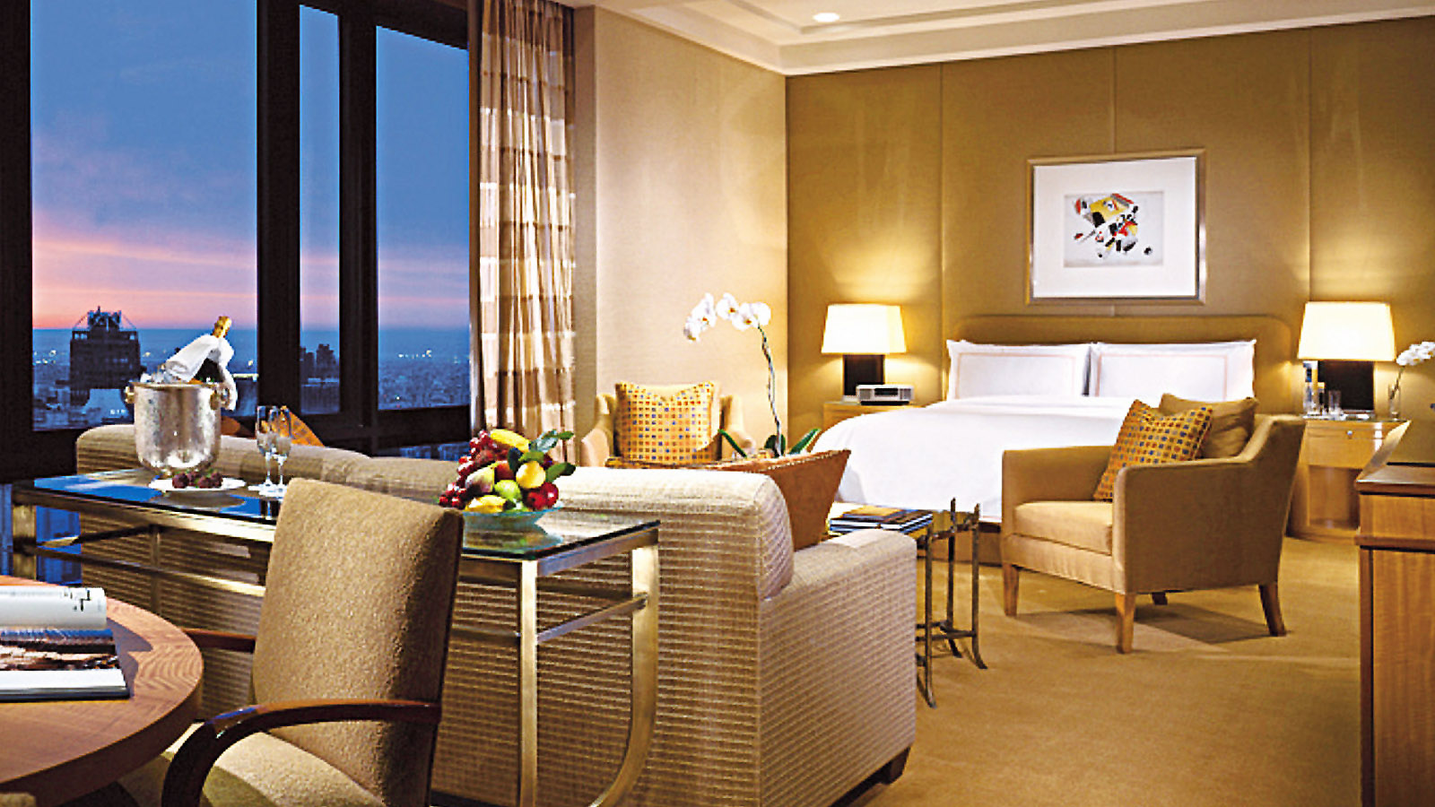Stay Longer – Fourth Night Free Offer at Four Seasons Hotel New York