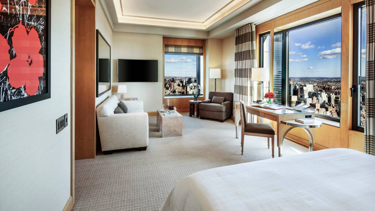 Ty Warner Penthouse Suite, Nueva York