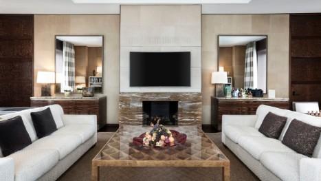 Presidential Suites New York City Four Seasons Hotel New York