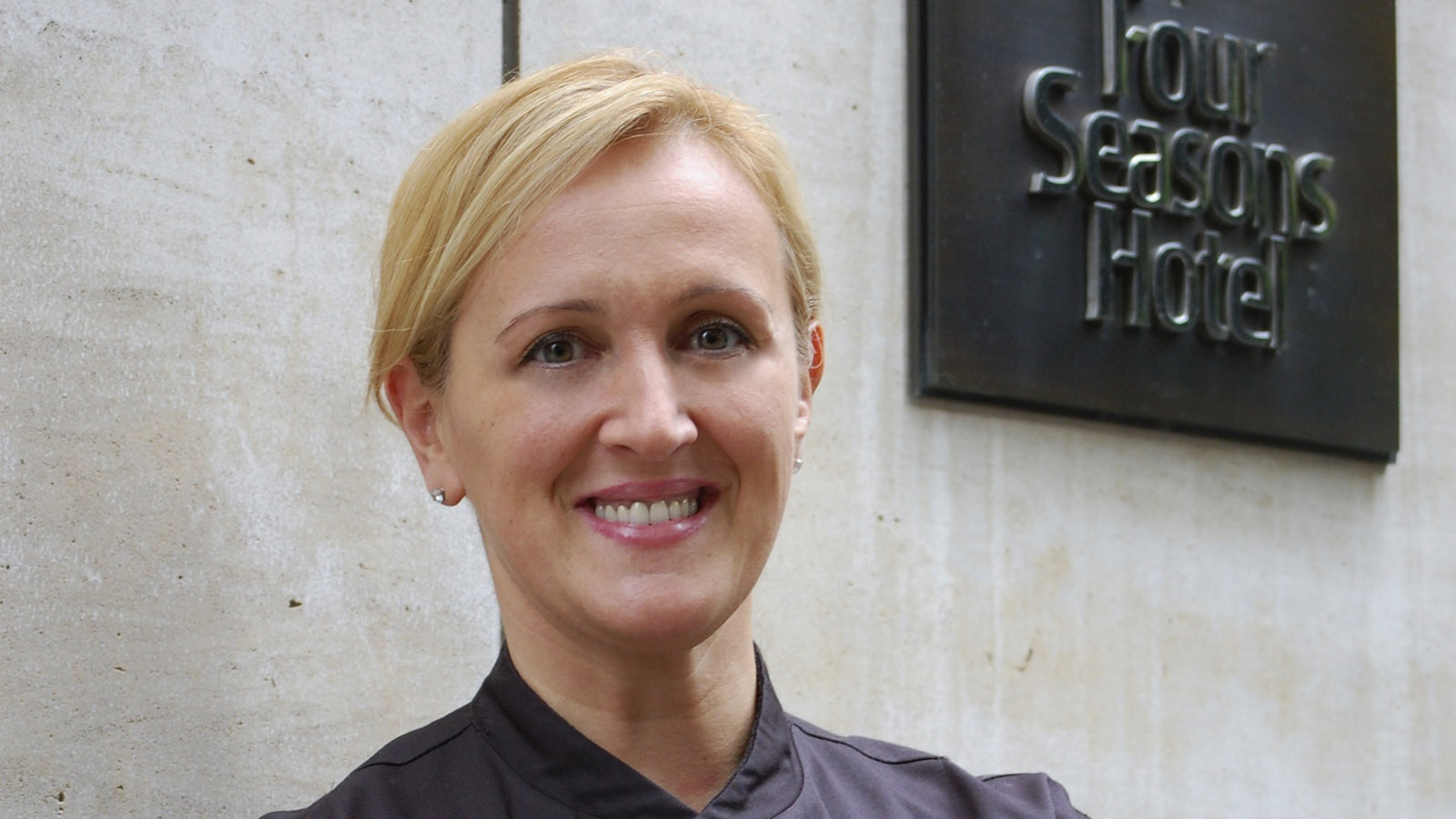 Executive Pastry Chef Jasmina Bojic at Four Seasons Hotel New York