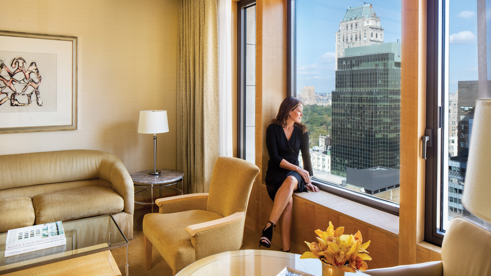 Premium City-View Room at Four Seasons Hotel New York
