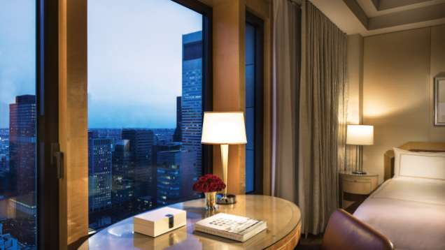 Stay Longer – Third Night Free Offer at Four Seasons Hotel New York