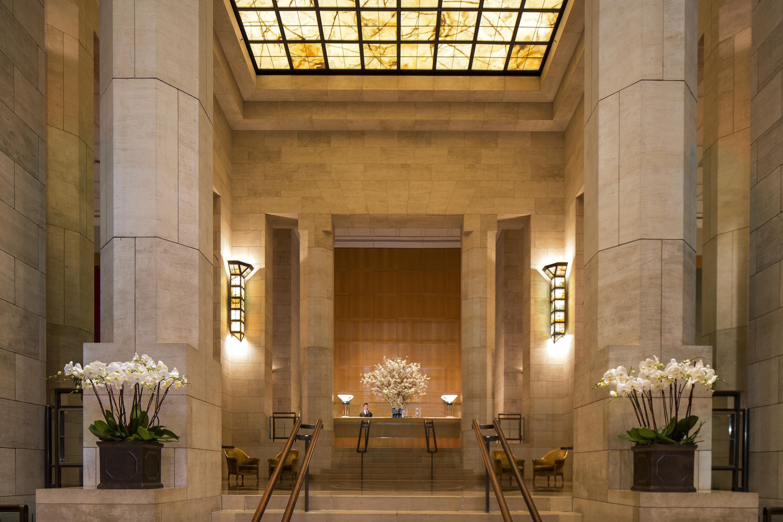 Hotel de lujo Nueva York | Hotel de cinco estrellas en Manhattan ...