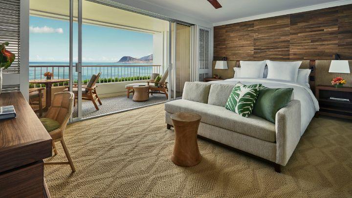 Oahu Hotel Accommodations