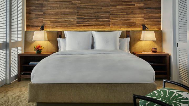 Ocean View One-Bedroom Suite   Four Seasons Resort Oahu