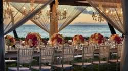 Oahu Resort Wedding Venue Packages Four Seasons Oahu