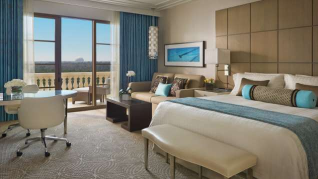 Quarto de hotel no Four Seasons Resort Orlando no Walt Disney World Resort em Orlando
