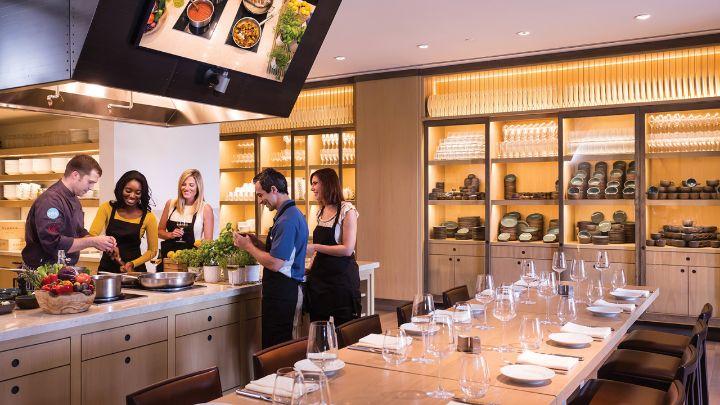 Italian Restaurant Near Disney World   Four Seasons Resort Orlando